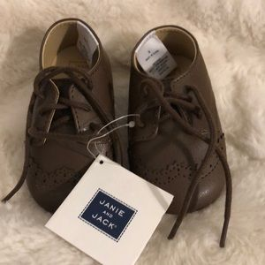 Janie and jack baby boy shoes